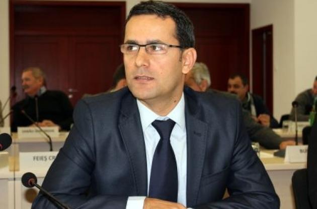 """Adrian Ţolea, preşedinte interimar Consiliul Judeţean Arad: """"0 lei pentru drumul judeţean Arad-Felnac"""""""