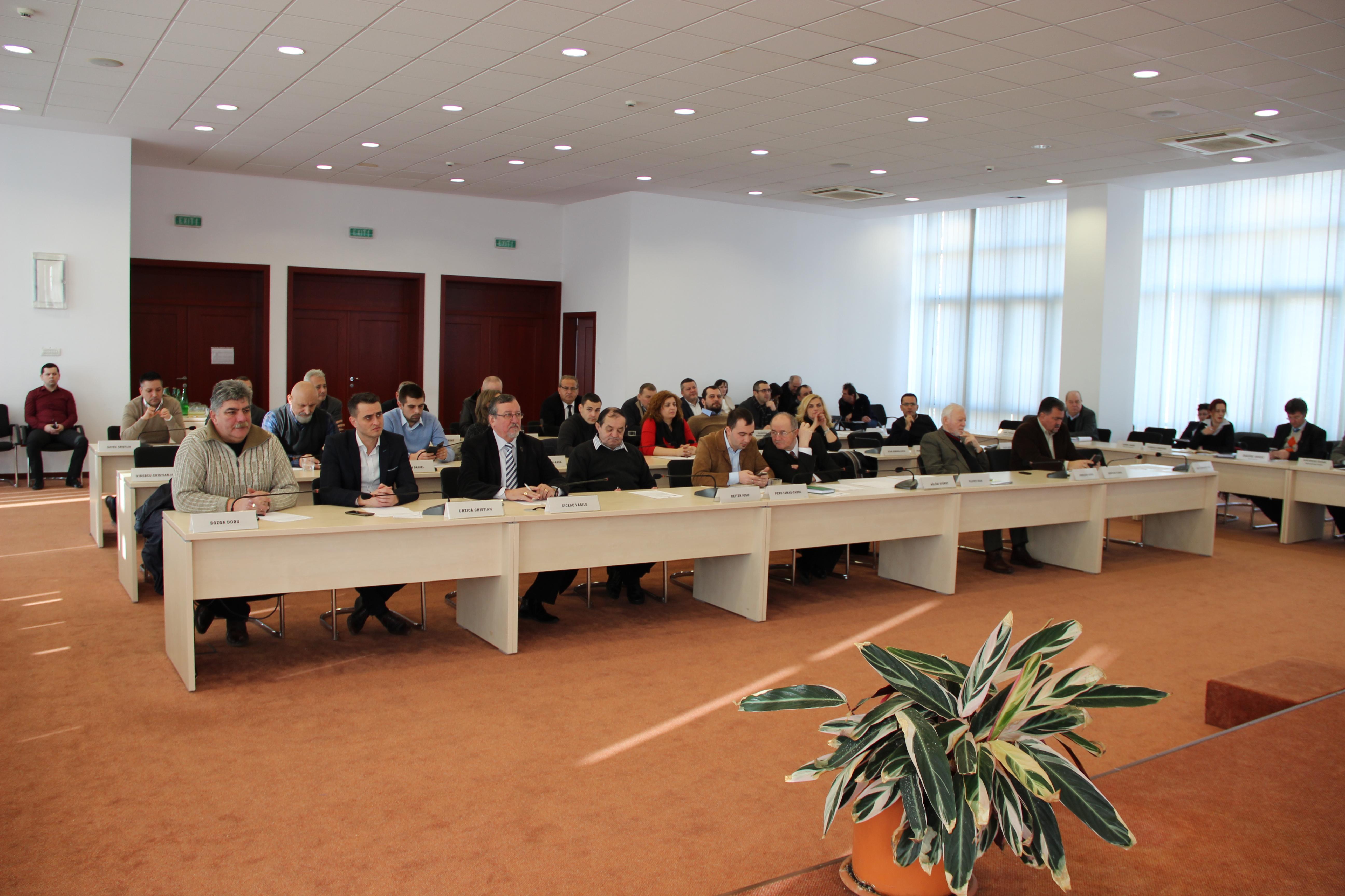 Consiliul Judeţean are doi noi consilieri