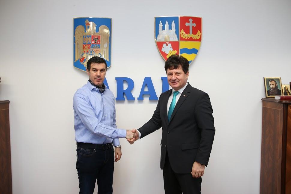 Consiliul Județean, implicat în organizarea Raliului Aradului