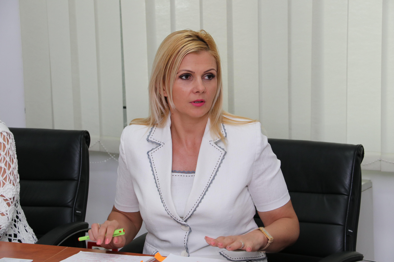 """Claudia Boghicevici:  """"Dorim o implicare mai mare a Aradului în domeniul turismului"""""""