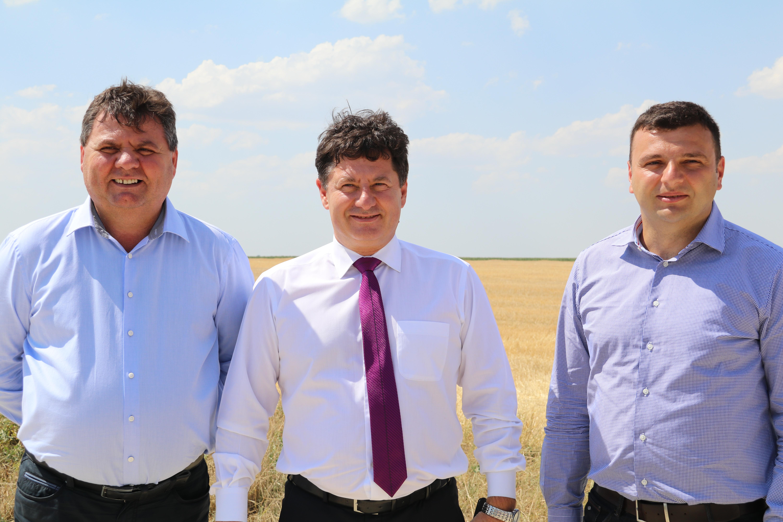 Sergiu Bîlcea anunță o nouă legătură cu judeţul Timiş, prin comuna Vinga