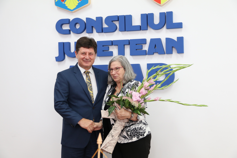 Consiliul Județean a solicitat sprijinul Ambasadei pentru înfrățirea cu Aradul din Israel