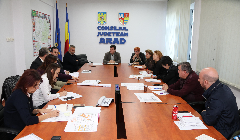 Iustin Cionca: Am început pregătirile concrete pentru construirea noului Complex de Pediatrie al judeţului Arad!
