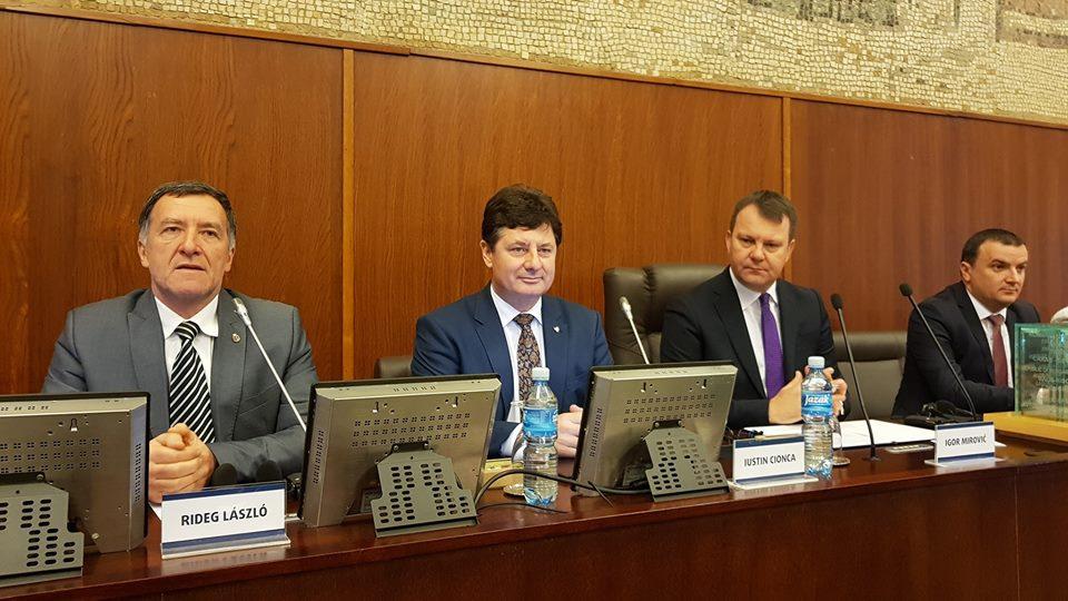 20 de ani de cooperare regională DKMT