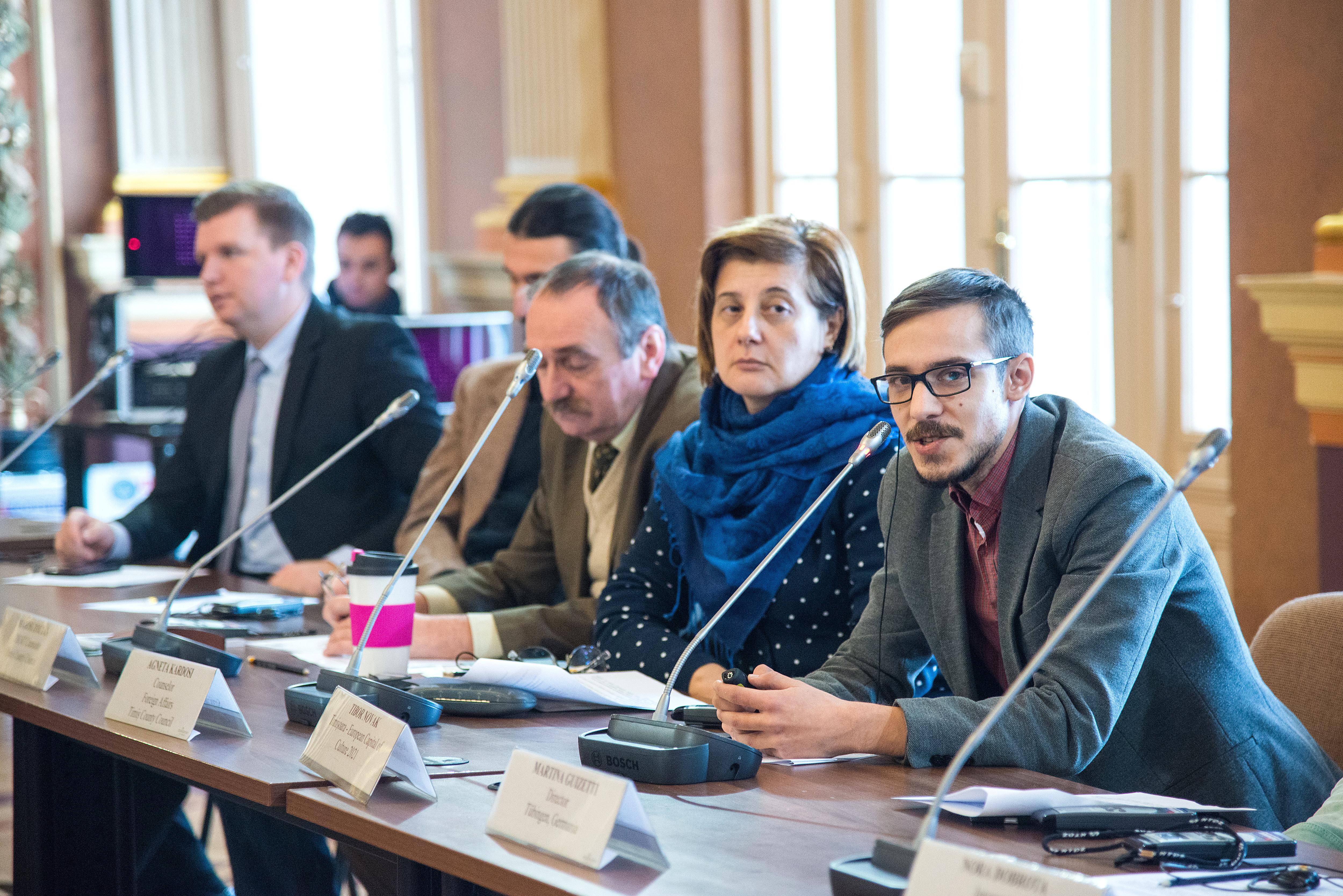 Consorţiul Cultural Activarium include două viitoare capitale culturale europene: Timişoara şi Novi Sad