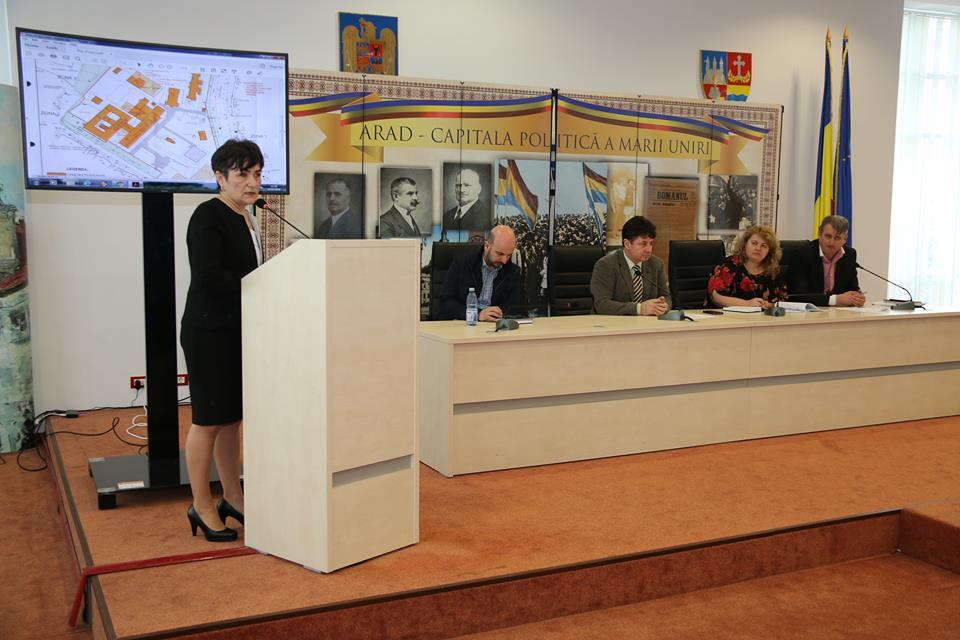 Consiliul Județean Arad construiește un spital pe șapte nivele, pentru copii! Astăzi s-a semnat contractul pentru studiul de prefezabilitate!