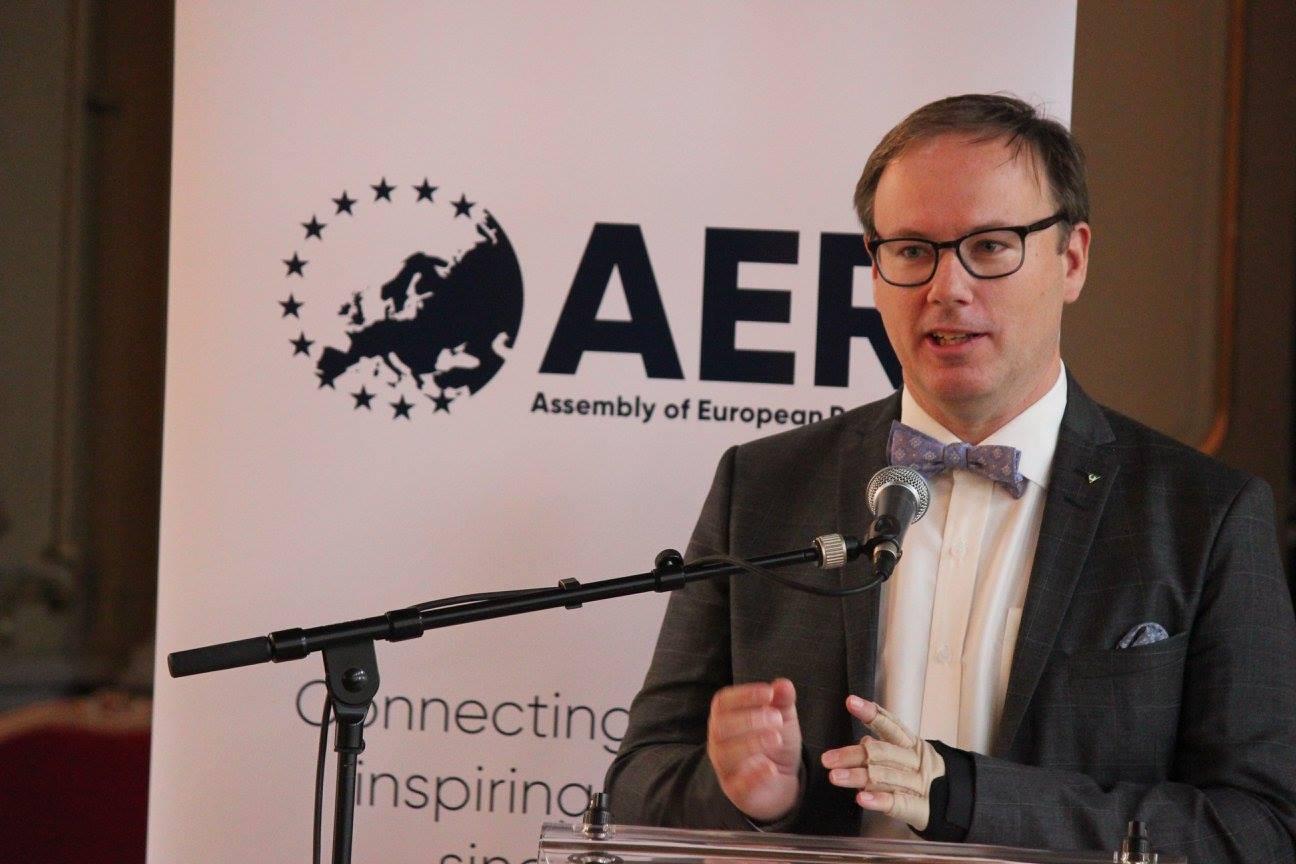 Președintele Adunării Regiunilor Europei vine la Arad!
