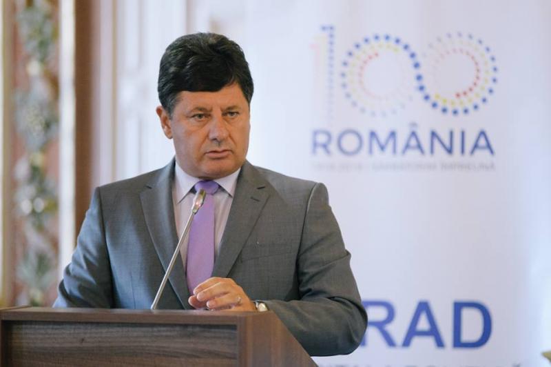 Iustin Cionca a semnat pentru 14 milioane de euro  pentru județul Arad!