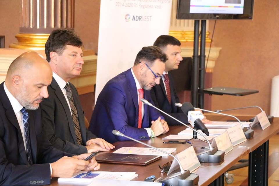 Drumul județean Macea - Dorobanți, modernizat de Consiliul Județean din fonduri europene