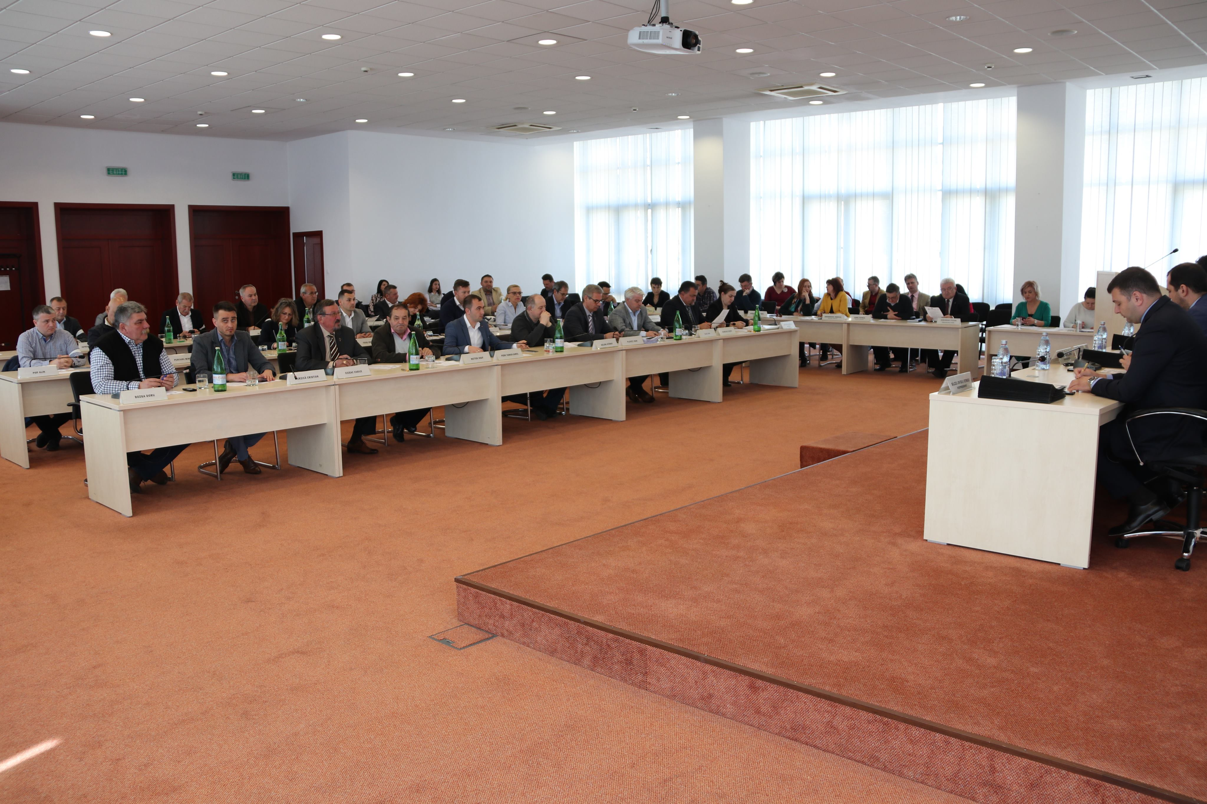 Consilierul județean Cristian – Ioan Salaşan a fost desemnat prin votul CJ membru în Consiliul de Administraţie al Complexului Muzeal Arad