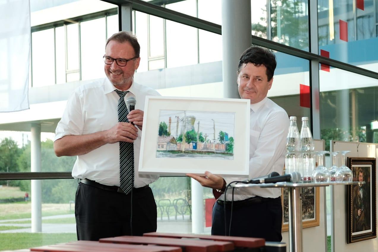 """""""Zilele Aradului la Tübingen"""", un succes!"""