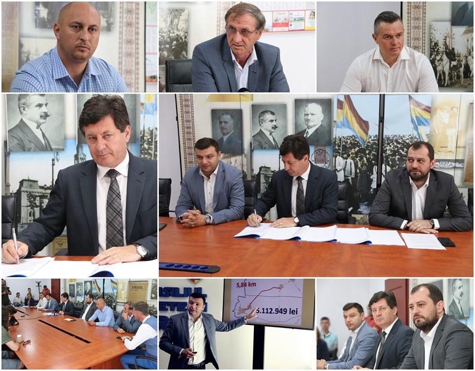 """Iustin Cionca: """"Am câștigat fondurile europene alocate pentru opt județe, pentru drumurile transfrontaliere!"""""""