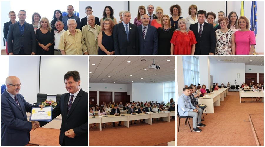 Ziua Contabilului, marcată la Consiliul Județean Arad