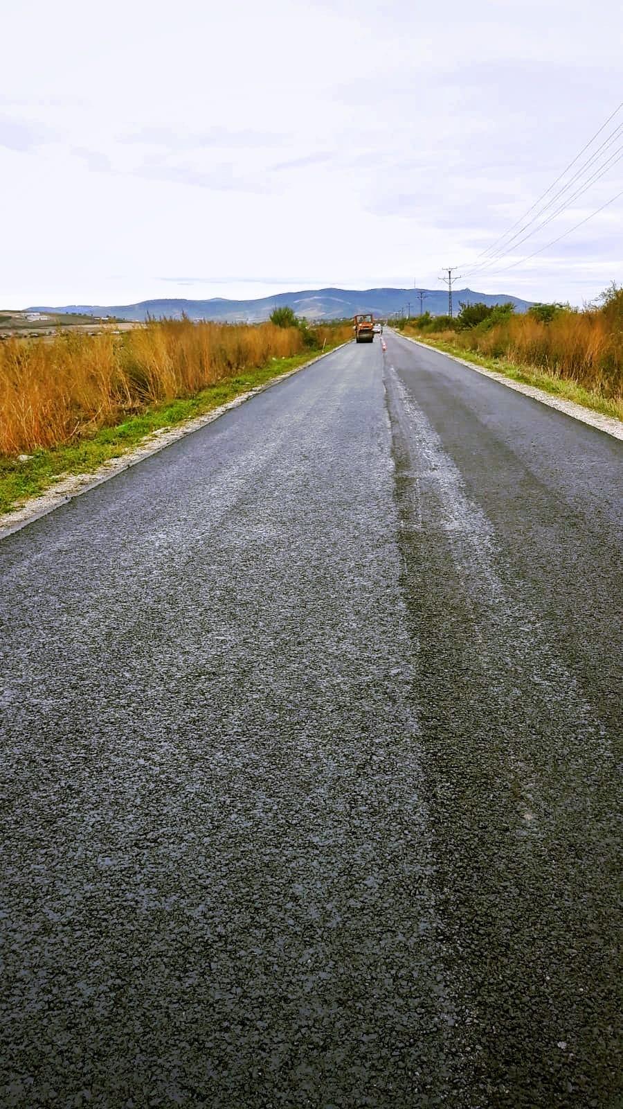 Drumul Pâncota-Seleuș este aproape finalizat