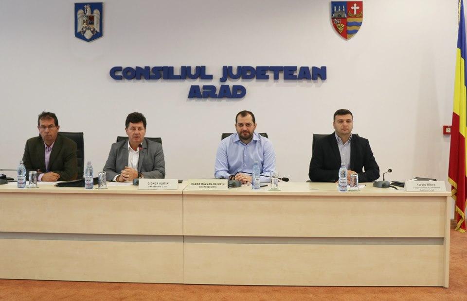 Trei comune doresc realocarea sumelor primite de la Consiliul județean