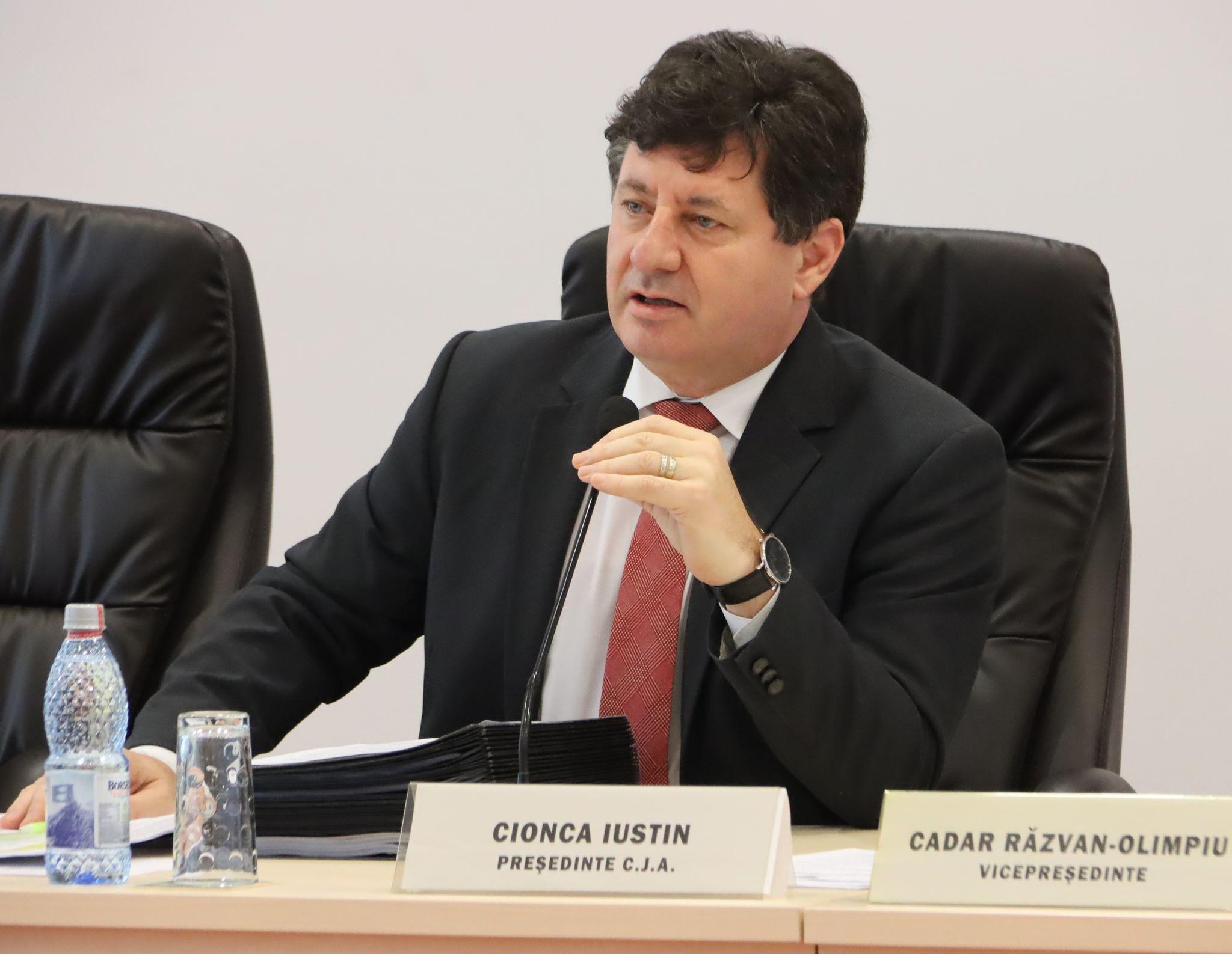 """Iustin Cionca:  """"Întreținerea drumurilor, asigurată din TVA"""""""