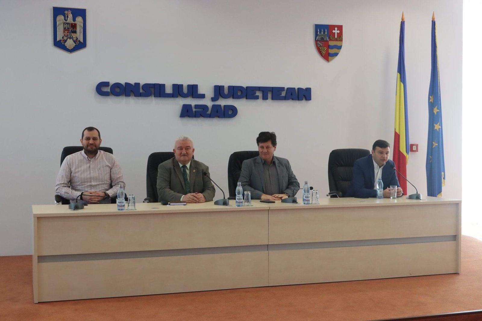 Iustin Cionca a chemat ENEL la o discuție serioasă cu primarii din județ