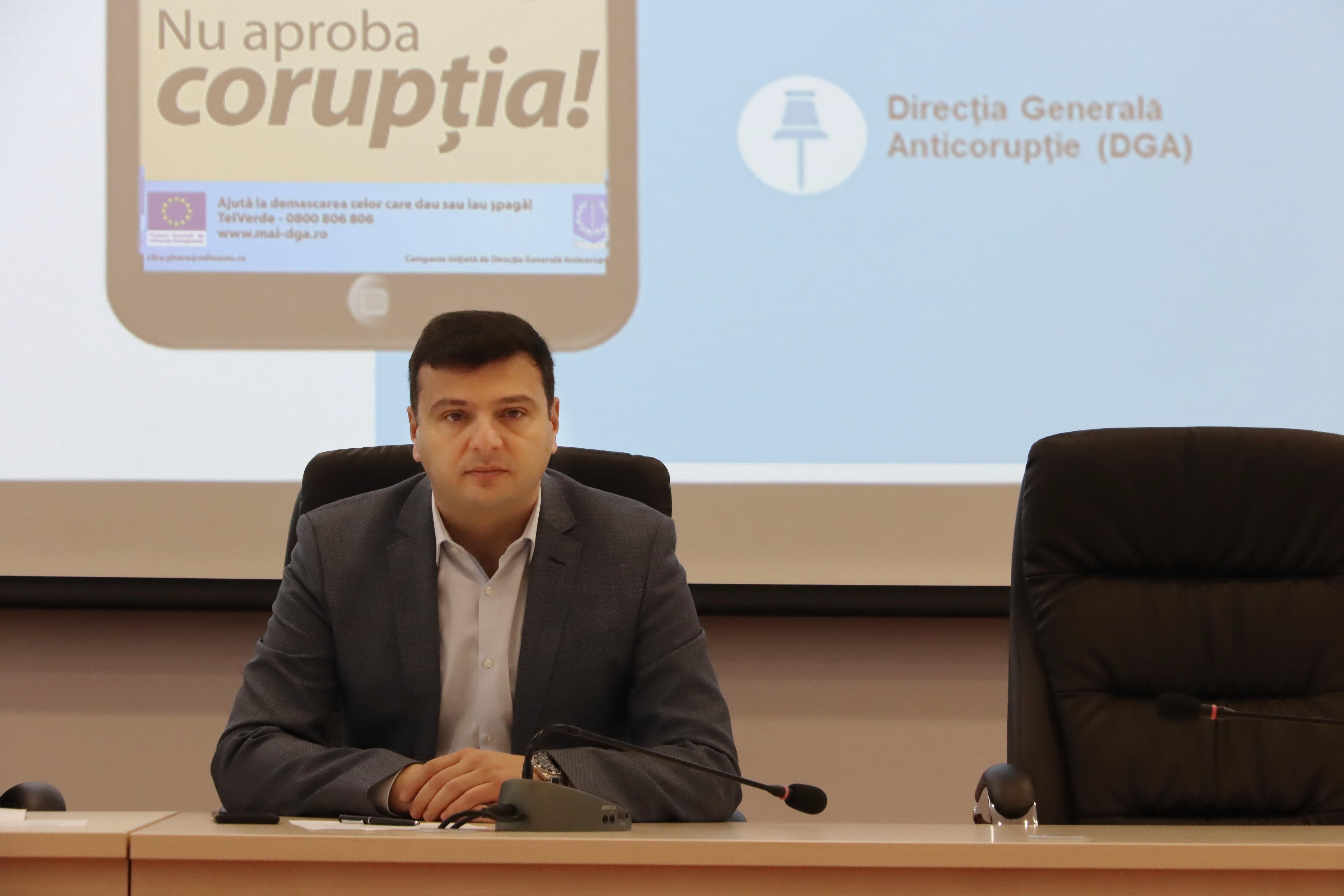 """""""Integritate prin transparenţă – ANTICOR ARAD"""""""
