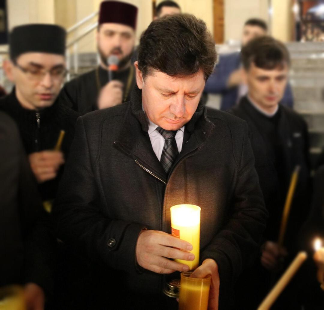 Mesajul președintelui Iustin Cionca cu ocazia Sfintelor Sărbători Pascale