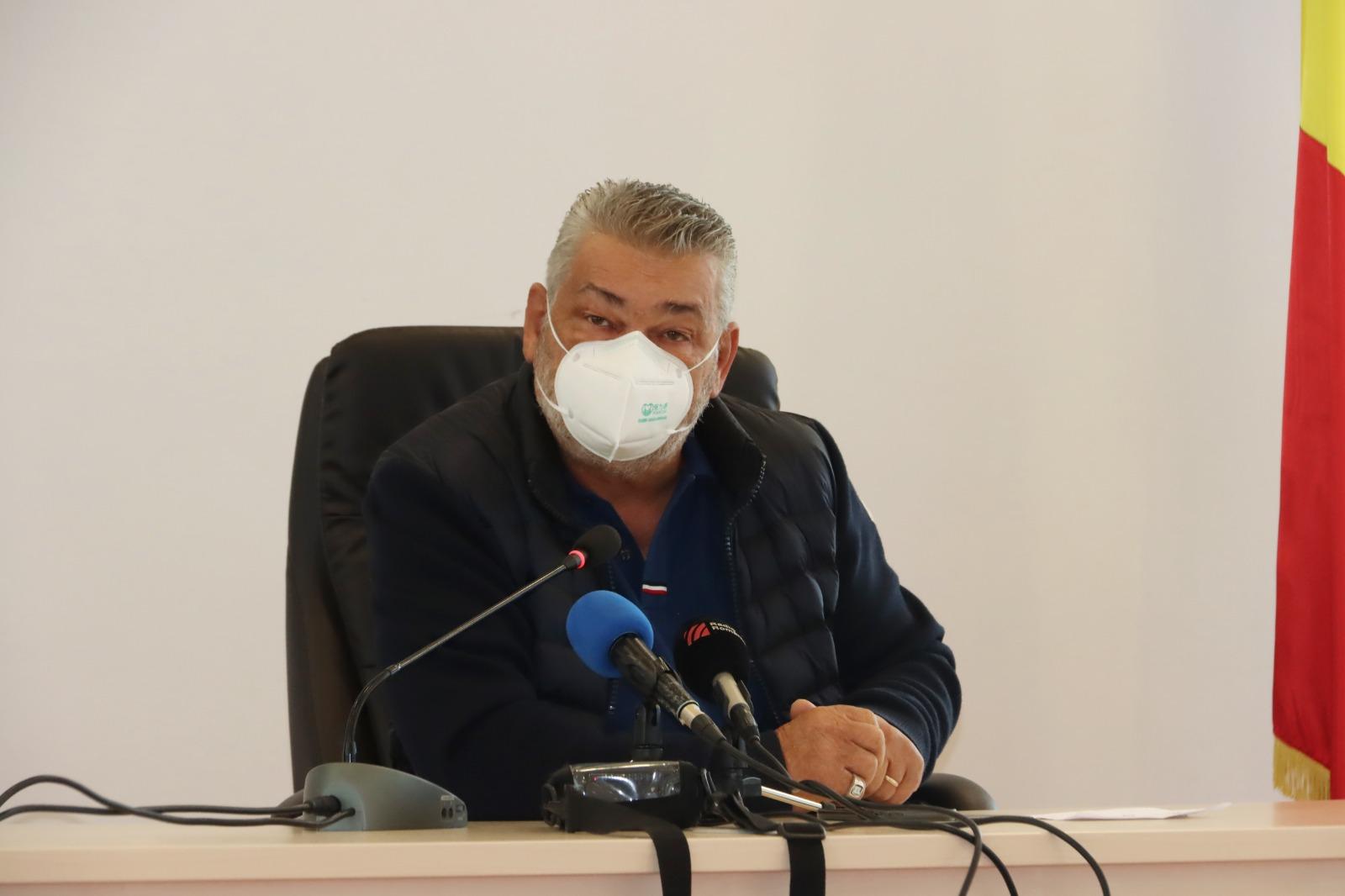 Grupul de Suport pentru Spitalul Clinic a dezvoltat un plan strategic de organizare spitalicească, coordonatorul acestui grup fiind Gheorghe Domșa, directorul Casei Județene de Asigurări de Sănătate.