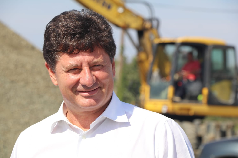 """Iustin Cionca: """"515 milioane de lei din fonduri europene, pentru Consiliul Județean Arad, și 20 de proiecte majore în ultimii patru ani!"""""""