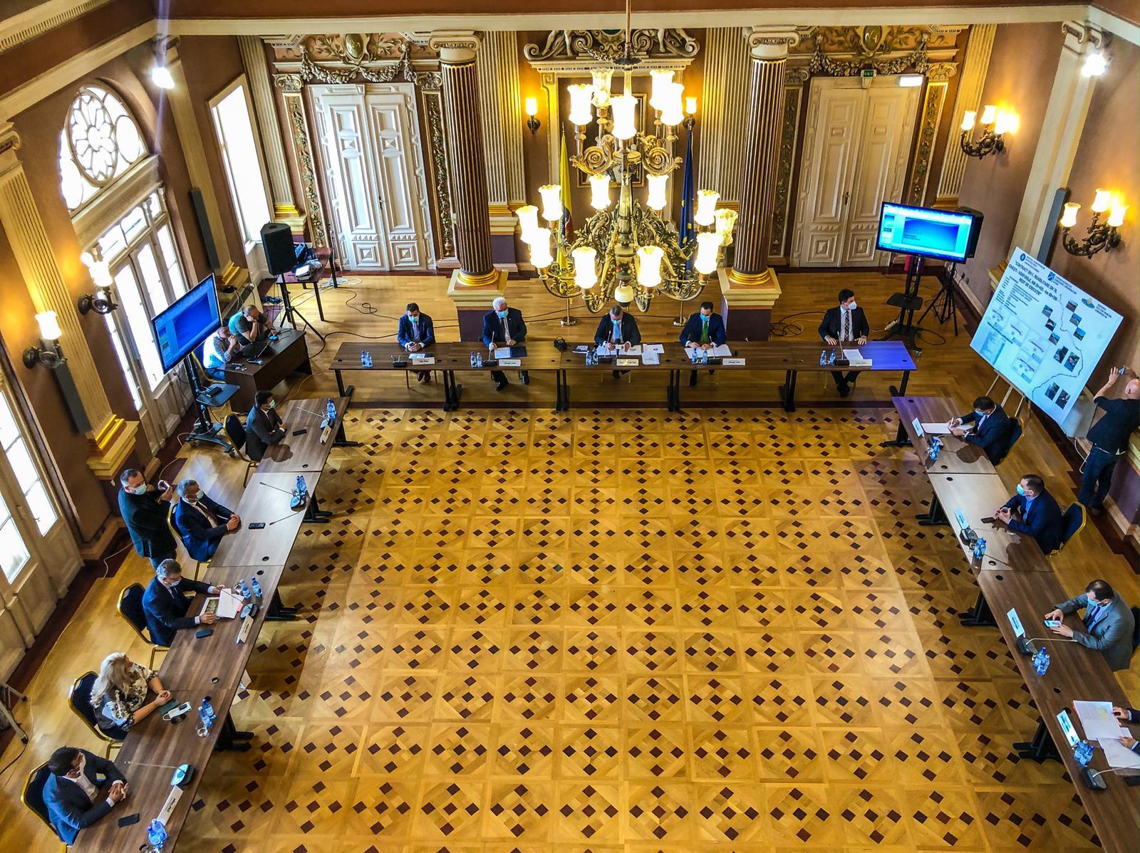 Aradul, singurul județ din România cu proiecte de peste 1 miliard de euro!