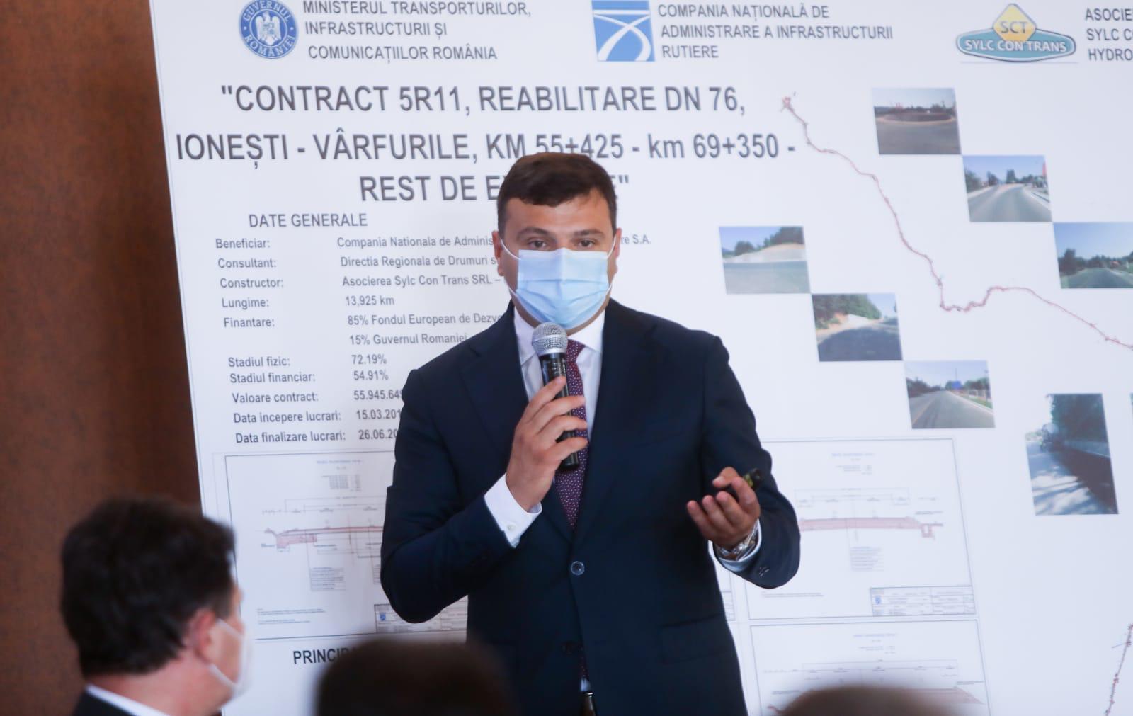 Cele 80 de miliarde fonduri europene pentru România vor ajuta Aradul