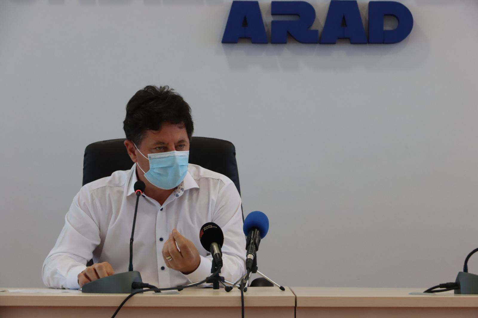 """Consiliul Județean Arad a aprobat indicatorii tehnico-economici aferenți obiectivului de investiții ,,Extindere piste de biciclete pe malul râului Mureș în județele Arad și Csongrad"""""""