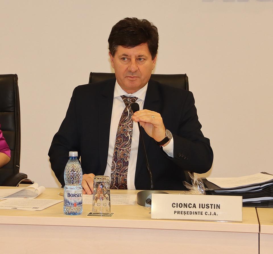 Referitor la declarațiile din spațiul public arădean, cu privire la organigrama Consiliului Județean Arad