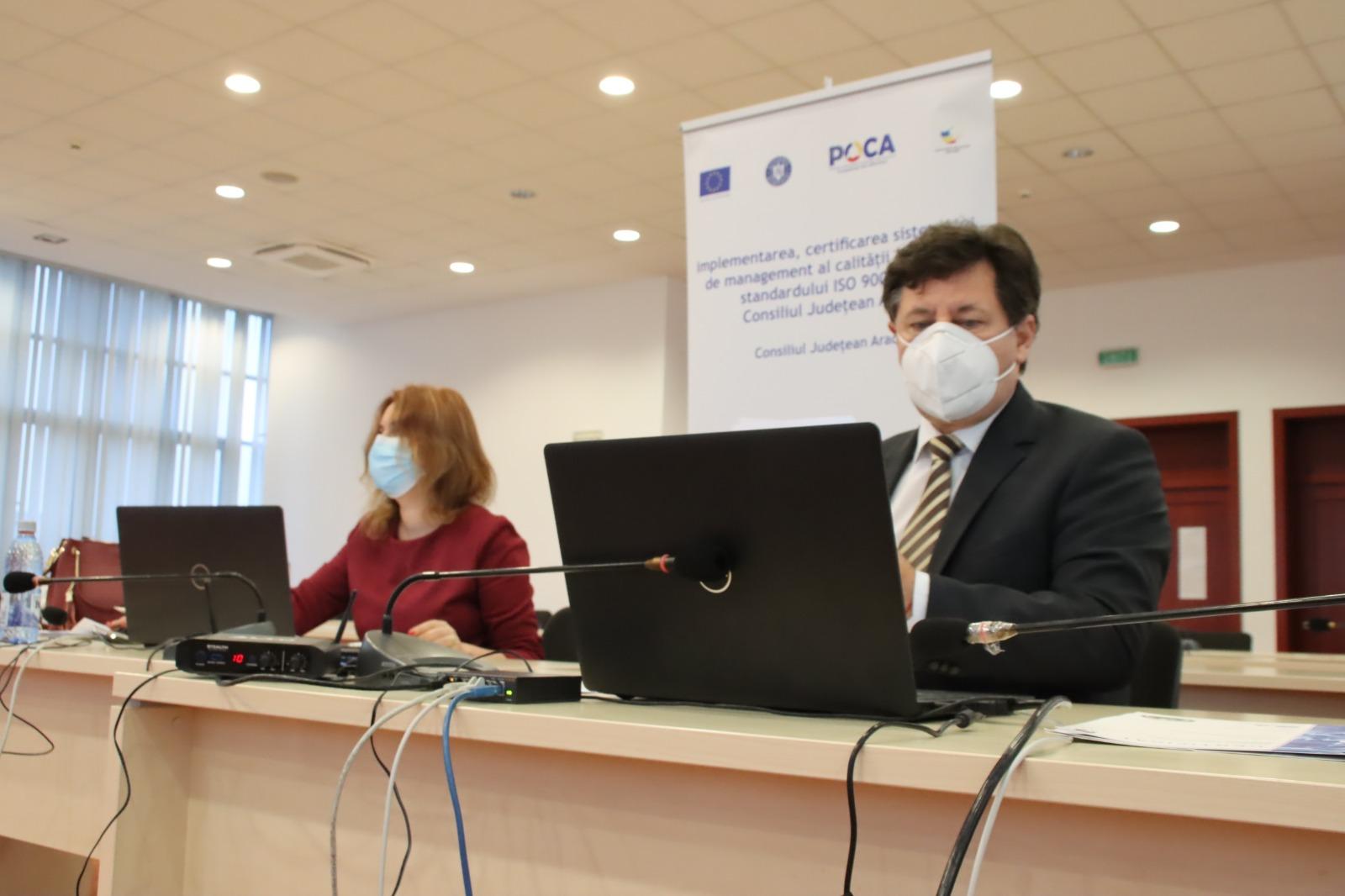 Echipamente și medicale și de protecție de peste 20 de milioane de lei, din fonduri europene, pentru combaterea COVID 19