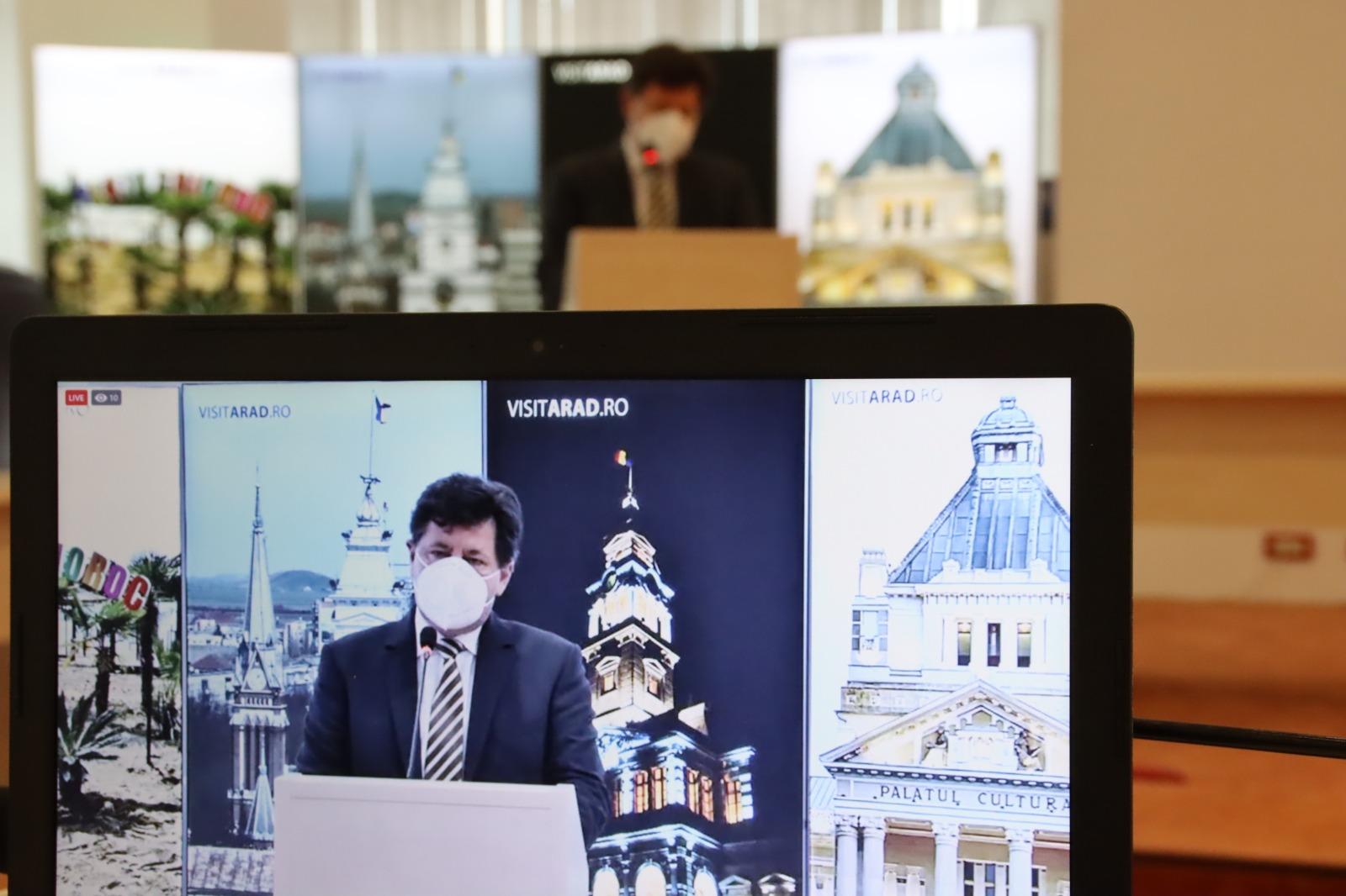 Aparatură medicală pentru gestionarea situației sanitare din Spitalul Județean Arad
