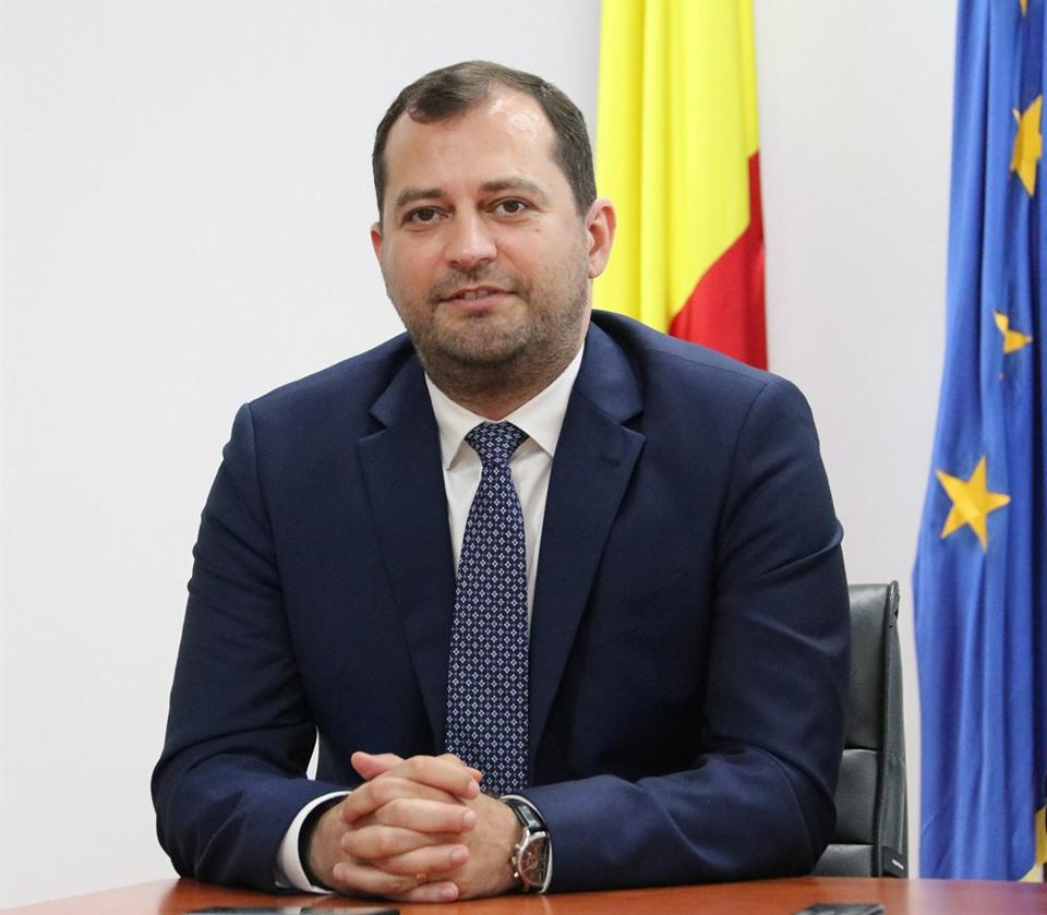 """Răzvan Cadar:  """"Consiliul Județean contribuie la finanțarea proiectului de dotare a Aeroportului cu echipament de siguranță și securitate"""""""
