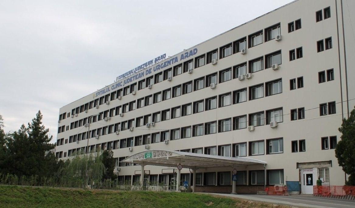 """Iustin Cionca: """"Consiliul Județean a adus 10 milioane de euro pentru Spitalul Județean, în perioada pandemiei, din fonduri europene!"""""""