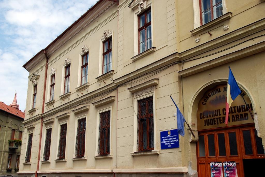 Centrul Judetean de Resurse si Asistenta Educationala Arad